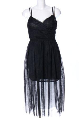 Joseph Janard Trägerkleid schwarz Elegant