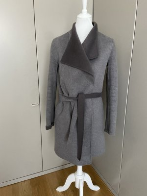 Joseph Duffel Coat dark grey-grey