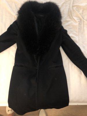 Joseph Winter Coat black