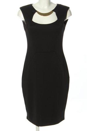 Joseph Ribkoff A-Linien Kleid schwarz Business-Look