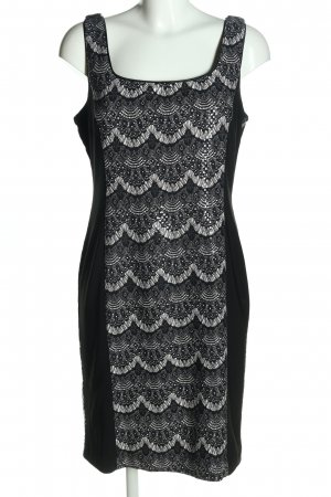 Joseph Ribkoff Pencil Dress allover print casual look