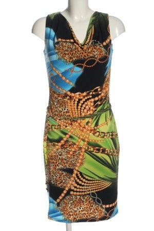 Joseph Ribkoff Sheath Dress allover print casual look