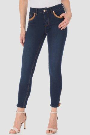 *Joseph Ribkoff* hochpreisige Jeans / Größe 42 / blau – NP 219,95€