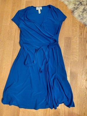 Joseph Ribkoff A Line Dress blue