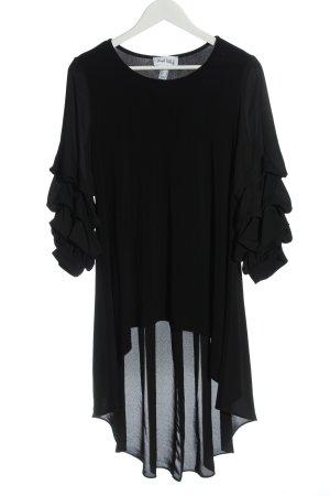 Joseph Ribkoff Long-Bluse schwarz Elegant