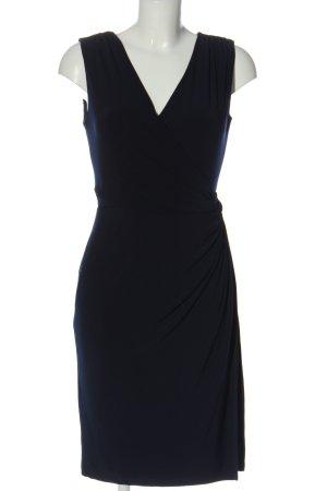 Joseph Ribkoff Mini Dress blue casual look