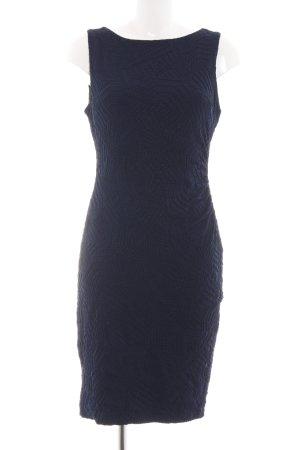 Joseph Ribkoff Stretchkleid blau Business-Look