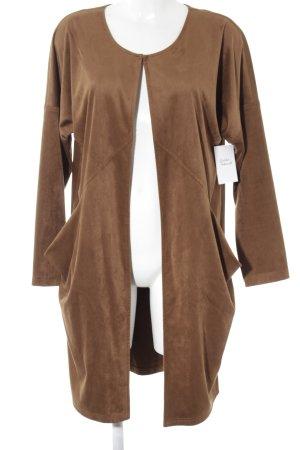 Joseph Ribkoff Übergangsmantel braun Street-Fashion-Look