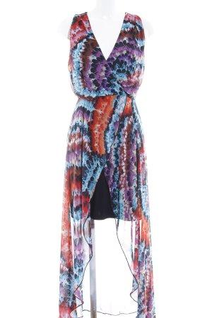 Joseph Ribkoff Vokuhila-Kleid florales Muster Casual-Look
