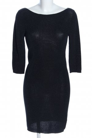 Joseph schulterfreies Kleid schwarz Casual-Look