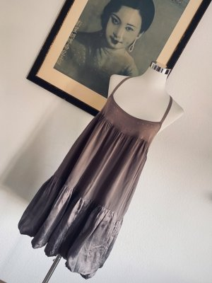 Joseph Summer Dress beige silk