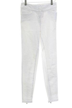 """Joseph Skinny Jeans """"Ama cropped"""" weiß"""