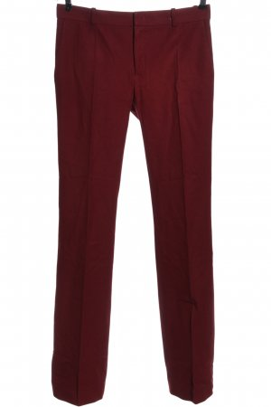 Joseph Jersey Pants red casual look
