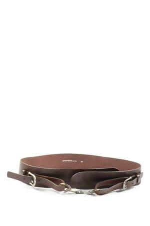 Josephine & Co. Klamra brązowy W stylu casual