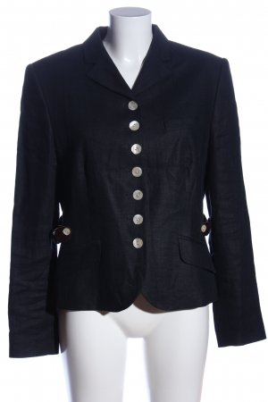 Josephine & Co. Kurz-Blazer blau Casual-Look