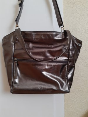 Jost metallic Leder Tasche