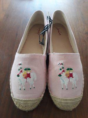 Joules Espadrille Sandals multicolored
