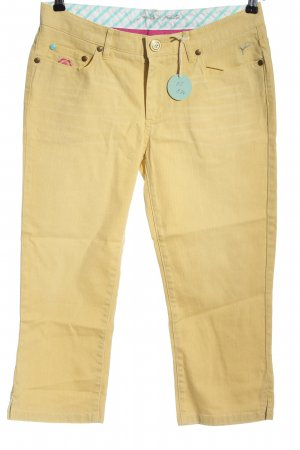 Joules Low-Rise Trousers primrose casual look