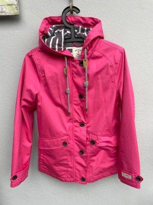 Joules Heavy Raincoat pink