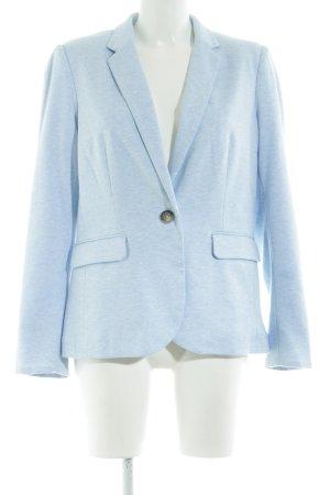 Joules Jerseyblazer blau meliert Business-Look