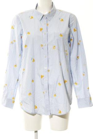 Joules Langarmhemd Blumenmuster Casual-Look