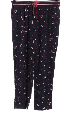 Joules Pantalone jersey motivo astratto stile casual