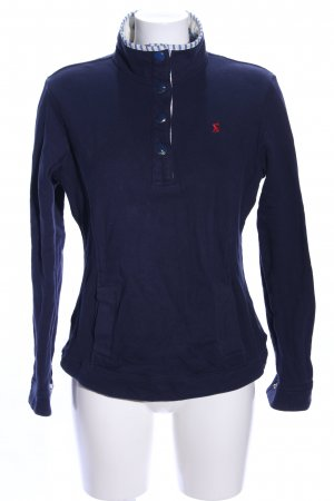 Joules Sweatshirt blau Casual-Look