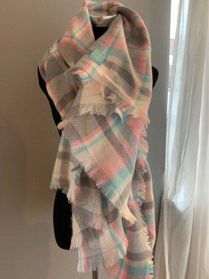 Joules Écharpe en laine multicolore acrylique