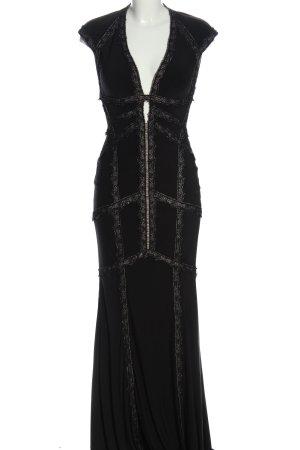 Jovani Maxi abito nero elegante