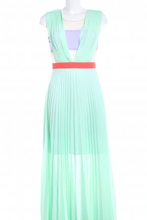 Jovonna London Abendkleid mehrfarbig extravaganter Stil
