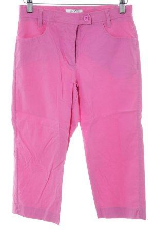 Joy 7/8-Hose pink Casual-Look