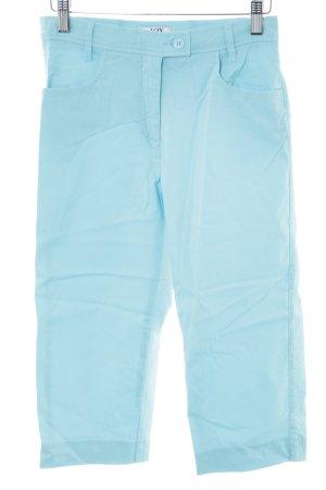 Joy 7/8-Hose blau Casual-Look