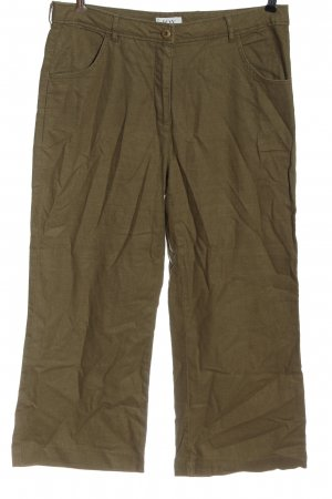 Joy Baggy Pants khaki casual look