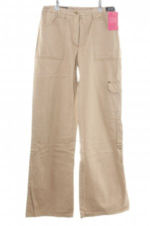 Joy Baggy Pants creme Casual-Look