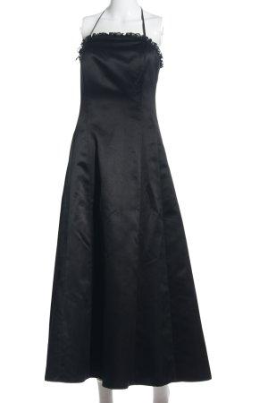 Joy Suknia balowa czarny Elegancki