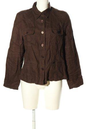 Joy Blouse Jacket brown casual look