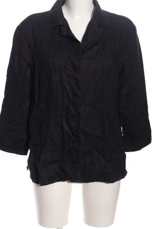 Joy Camicia blusa nero stile casual