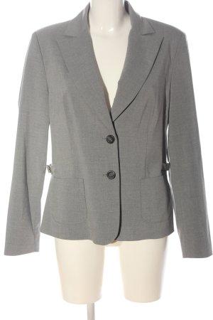 Joy Short Blazer light grey business style