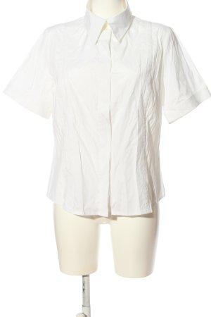 Joy Short Sleeve Shirt white business style