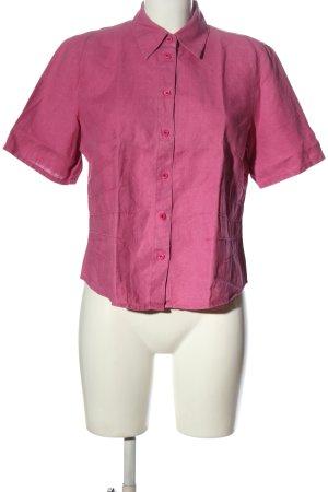 Joy Short Sleeve Shirt pink casual look