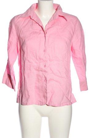 Joy Long Sleeve Shirt pink casual look