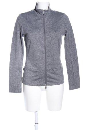 JOY Sportswear Sports Jacket light grey flecked casual look