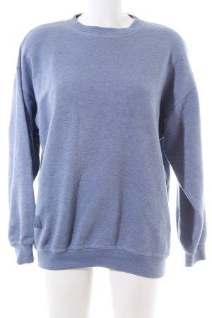 JOY Sportswear Sweatshirt blau Allover-Druck Casual-Look
