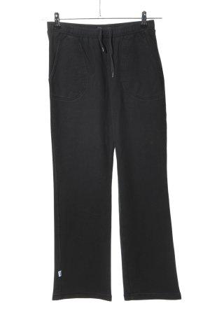 Joy Pantalone fitness nero stile casual