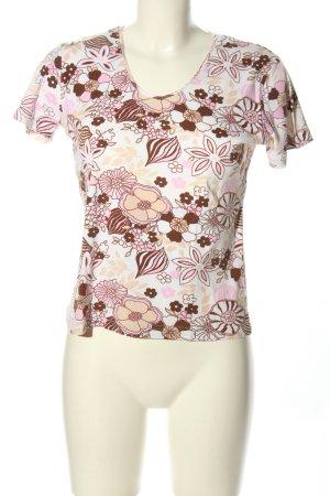 Joy T-Shirt allover print casual look