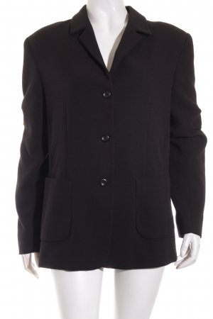 JP Blazer schwarz Business-Look