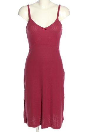 JP Collection Trägerkleid pink Casual-Look