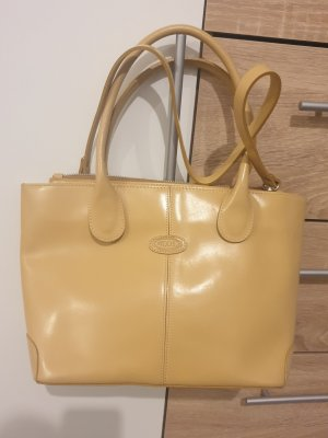 Tod's Tote cream leather