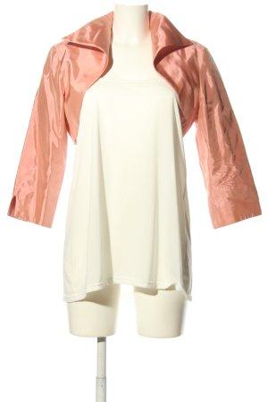 JS Collections Bolero pink-wollweiß Elegant