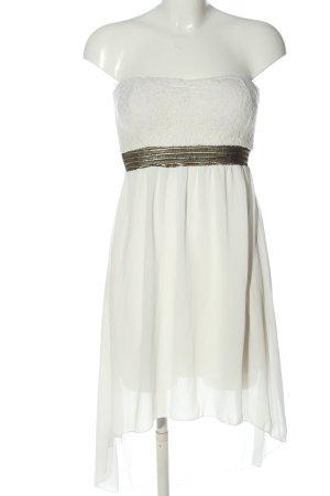 JT exclusive schulterfreies Kleid